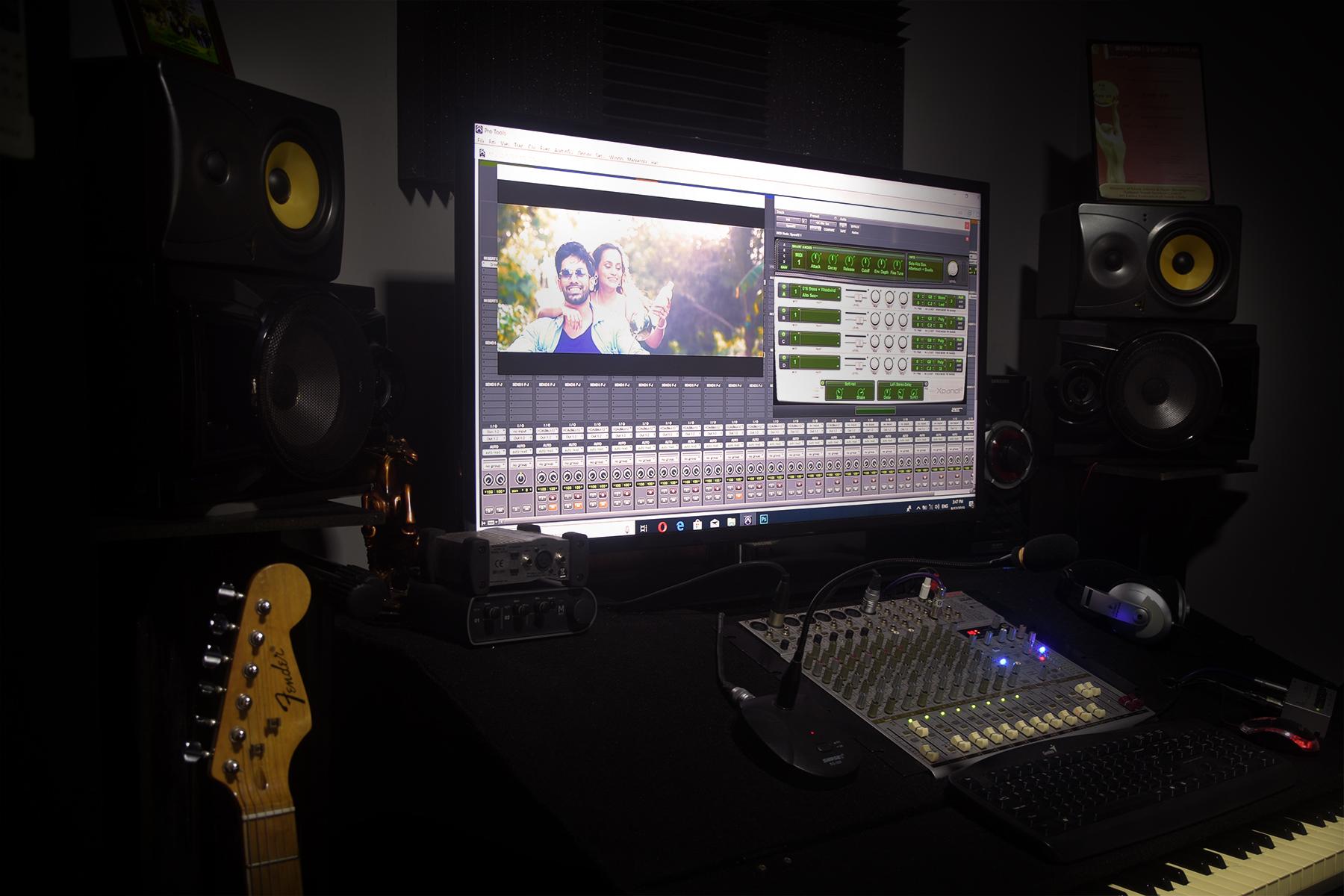 Audio productions - Audioboxcreations